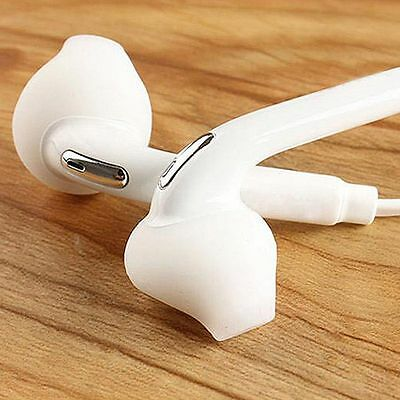 3.5mm In-Ear Earphones Bass Stereo Headphones  With Remote Mic Headset Earbuds