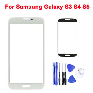 OEM-Front-Outer-Touch-Screen-Replacement-Glass-Lens-For-Samsung-Galaxy-S3-S4-S5