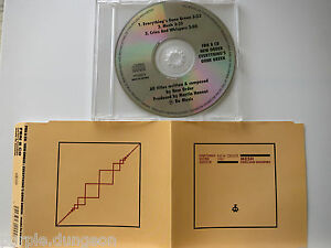 NEW-ORDER-Everythings-Gone-Green-Maxi-CD-Factory-FBN-8-CD