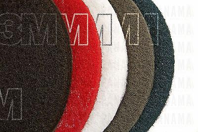 """3M Scotchbrite Premium Floor Pads 15"""" 1x5"""