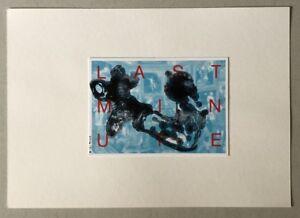 Thomas-Rieck-Last-Minute-uebermalte-Postkarte-2016-handsigniert-und-datiert