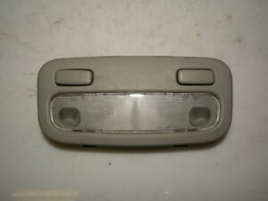 TOYOTA-COROLLA-2006-LHD-HATCH-FRONT-INTERIOR-ROOF-MAP-READING-LIGHT-LAMP-OEM