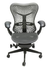 Herman Miller Mirra Aeron Chair Withfully Adjustable Features Re Newed