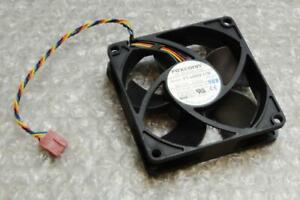 Dell-Mpnkk-0MPNKK-Optiplex-Ventilateur-80mm-x-x-20mm-4-Pin-4-Wire-PVA080F12R