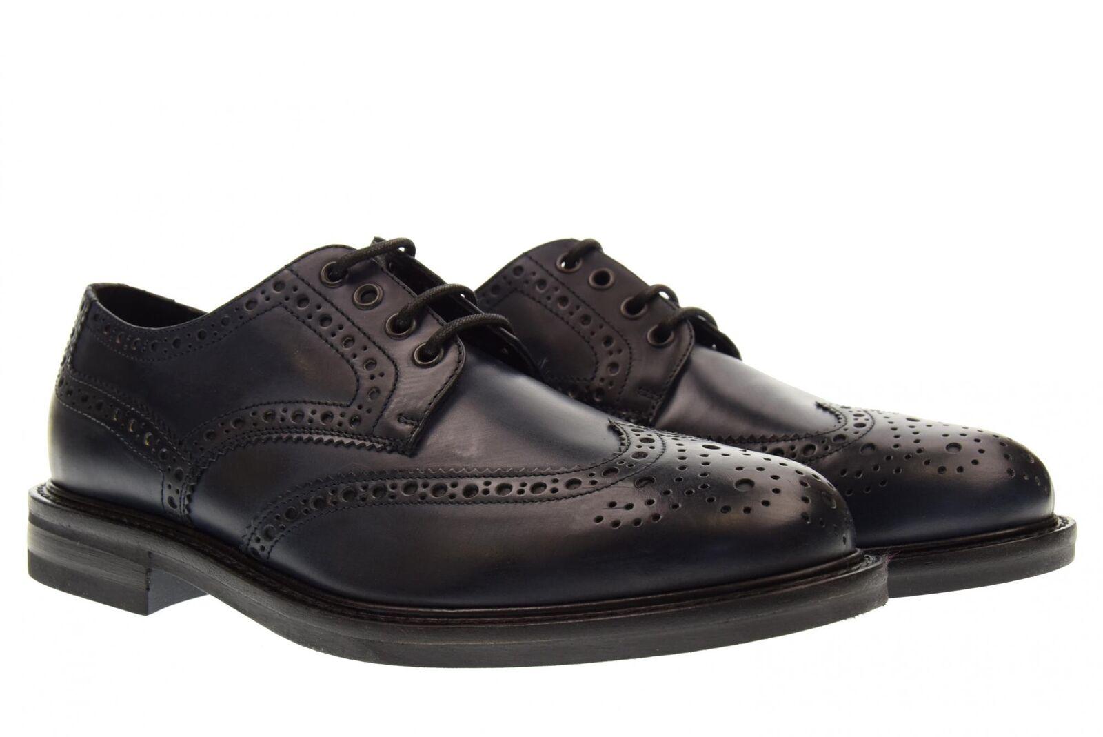 Antica Cuoieria A18s scarpe de uomoInglesa 20617 -B -V68 BATISFERA MM.13