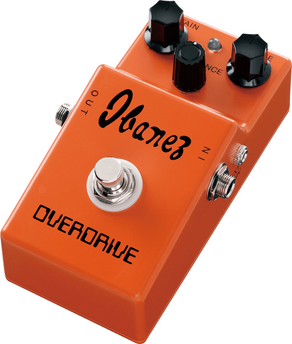 Ibanez OD850 Guitar Overdrive Pedal, True Bypass BRAND NEW
