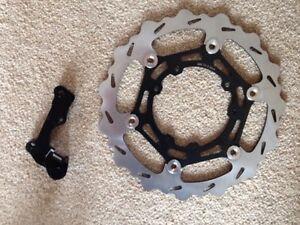 270mm 039Oversize039 Brake Disc Kit KTM EXCSXMXGSXC 125525 9909 Brake Disc - East Barkwith, Lincolnshire, United Kingdom - 270mm 039Oversize039 Brake Disc Kit KTM EXCSXMXGSXC 125525 9909 Brake Disc - East Barkwith, Lincolnshire, United Kingdom