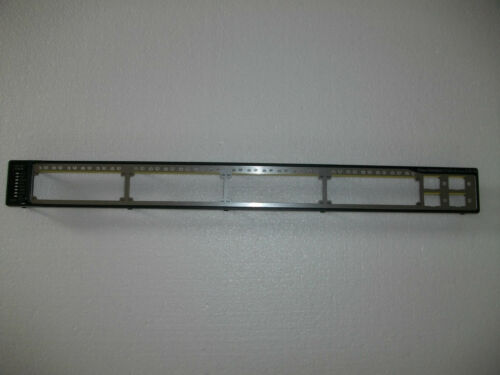 Cisco WS-C3750V2-48PS-E or S Faceplate for Replacement