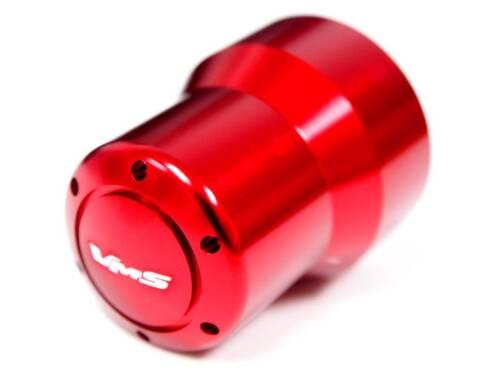 HONDA ACURA D16 B16 B18 H22 F20 VTEC ENGINE BILLET ALUMINUM SOLENOID COVER RED