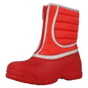 Clarks' Schnee Trail' Mädchen-Rot Schnee Stiefel