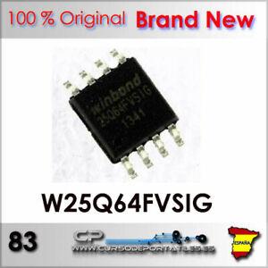 1-Unite-W25Q64FVSIG-W25Q64F-W25Q64FV-W-25Q64F-25Q64FVSIG