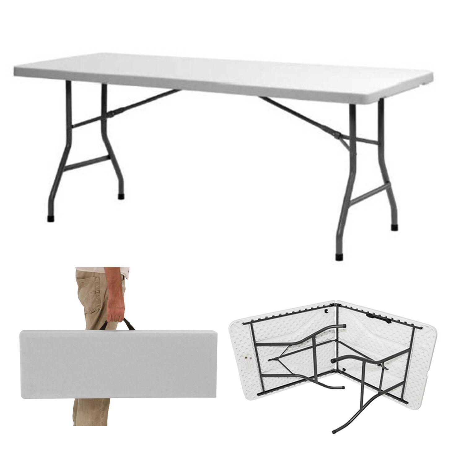 Campingtisch Klapptisch Falttisch Gartentisch Koffertisch 2 Größen Picknik     1