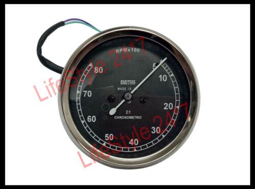 Smith Replica Tacho Meter RPM 100 BSA, Vincent, Ariel Models