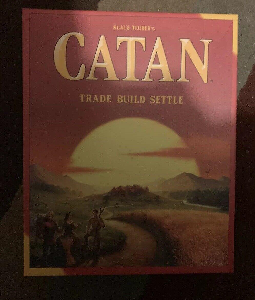 Mayfair Games Catan 5th Edition Board Game