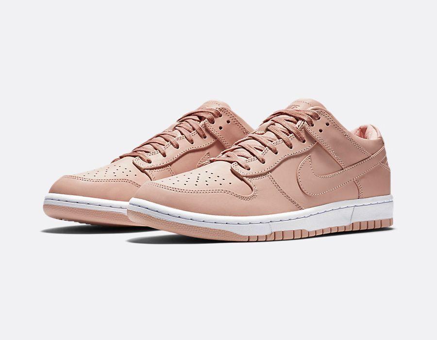 Mens Nike NikeLab Dunk Lux Low 857587-800 Arctic Orange Brand New Size 11.5