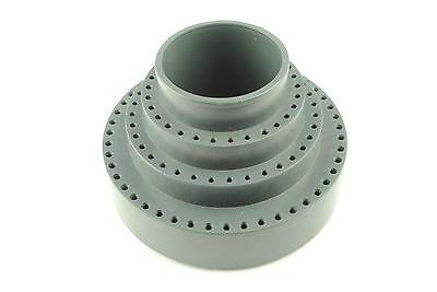 Proops 48 Hole Rotary Burr Drill Holder. Revolving, Cutting Bits Organiser M9003