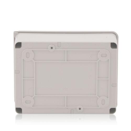 150x110x70mm Industriegehäuse Abzweigdose Verteilerkasten Schaltschrank JS7641
