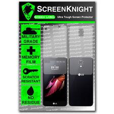 ScreenKnight LG X Screen K500N FULL BODY SCREEN PROTECTOR invisible shield