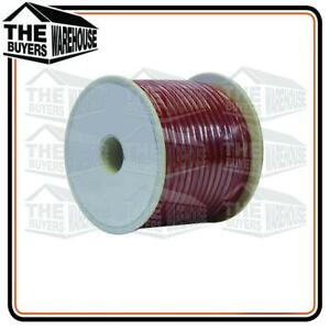 Details about WIRE 6MM TRADE SINGLE CORE AUTOMOTIVE WIRING CABLE 20M on