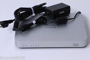READ-Cisco-Meraki-MX60-600-16010-Cloud-Managed-Security-Appliance