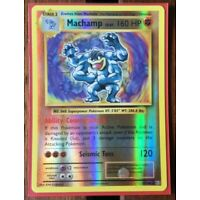Click here for more details on Pokemon Card MACHAMP REVERSE...