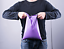 Metronic 100 Pack 10x13 Poly Mailers Shipping Bags Light Purple Shipping Mailing