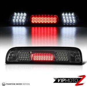 14 18 Chevy Silverado GMC Sierra Red Smoke Black LED 3rd Brake Light Cargo Lamp
