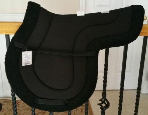 PRI Coton Gaufre Polaire Edge A//P All Purpose Saddle Pad