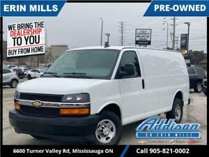 2020 Chevrolet Express WT