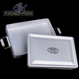 Aluminium-Box-wasserdicht-Transportbox-Behaelter-Alubox-Wertsachen-klein-Koffer