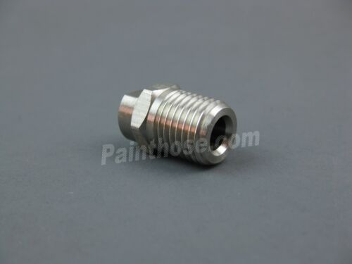 "MTM Hydro 17.0243 1//4/"" HydroJet SS 40° 6.0 GPM Tip"