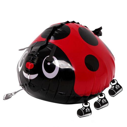 1x Animal Kids Walking Foil Pet Balloon Helium Children Party Birthday Decor Kd