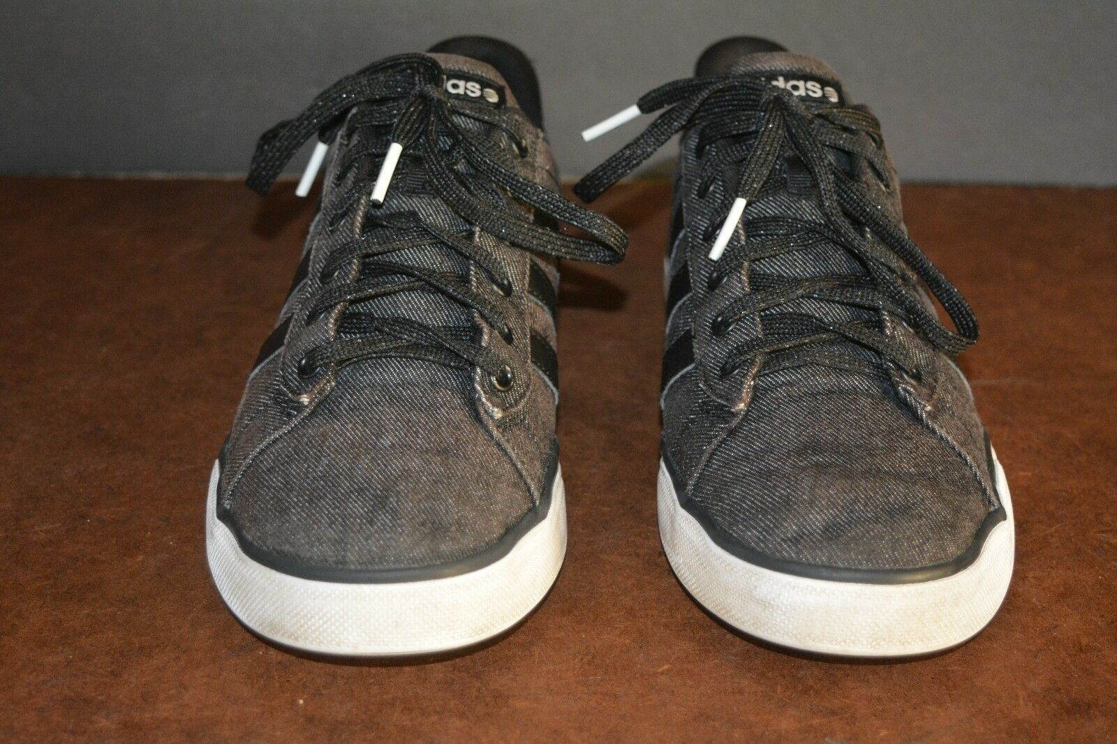 ADIDAS DENIM  NEO LABEL US MEN SIZE 10 PRE-OWNED