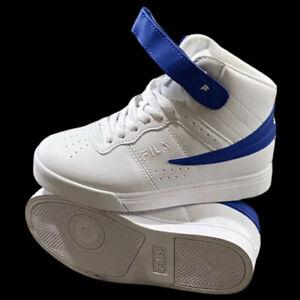 boys size 2 Fila tennis shoes