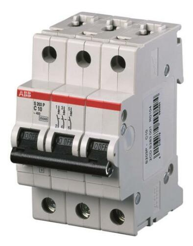ABB mini circuit braker S203P-C10 2CDS283001R0104