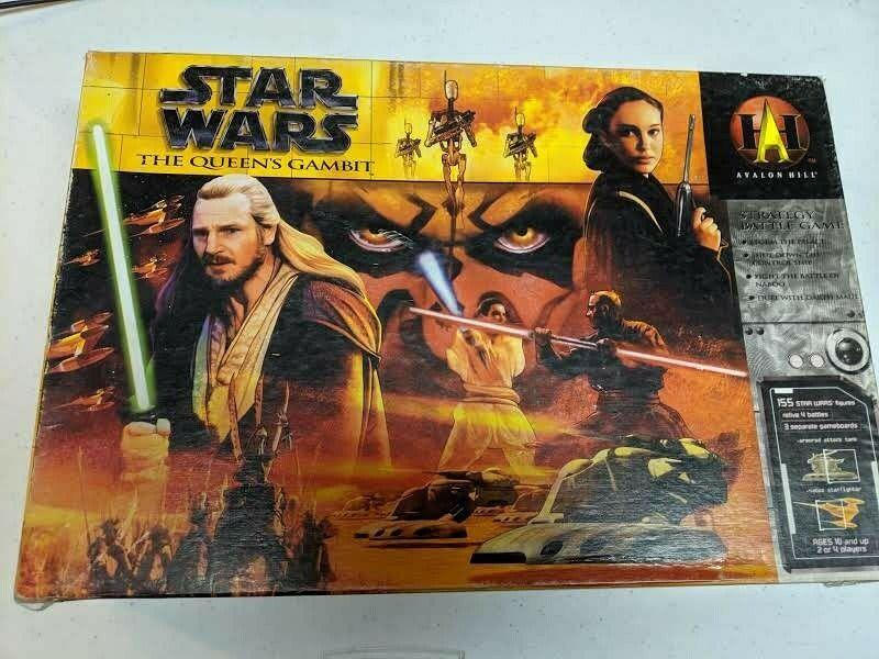 Avalon Hill tavolagioco  estrella guerras - The regina's Gambit scatola Fair  distribuzione globale
