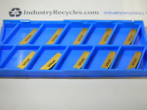 Kyocera-Tkw12500-Cr9025-Carbide-Grooving-Inserts-Box-of-10