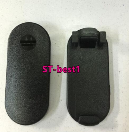 2x Belt Clip For Motorola two ray Radio TLKR T4 T5 T6 T7 T8