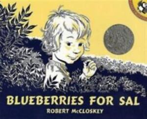 Blueberries-for-Sal-Paperback-or-Softback