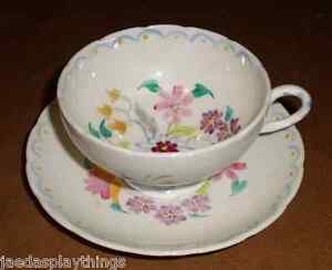 Foley-Cup-And-Saucer-Bone-China-England-Floral-Vintage