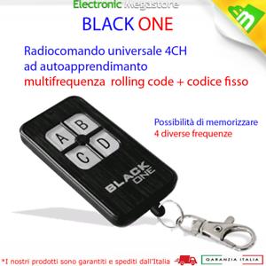 TELECOMANDO ROLLING CODE 433-868Mhz MAGIKO BENINCA/' 4WV CUPIDO2 CUPIDO4 IO