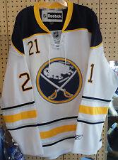 Kyle Okposo Buffalo Sabres Reebok NHL Premier Hockey Jersey White Size 2XL