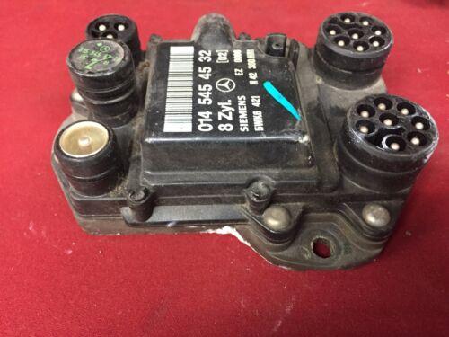 92-95 Mercedes 400E S420 400SEL E420 EZL Ignition Control Module 014 545 45 32