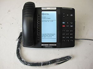 MITEL 5320E BACKLIT GIGABIT IP PHONE Part # 50006634 NEW WITH A 1 YEAR WARRANTY