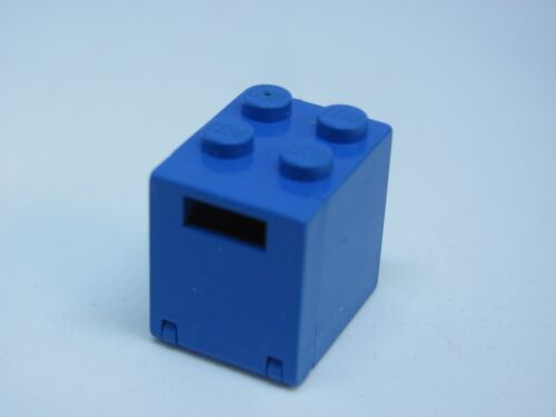 Lego 4346 @@ Container Box 2 x 2 x 2 Door with Slot 1490 6844 6930 6951 6980