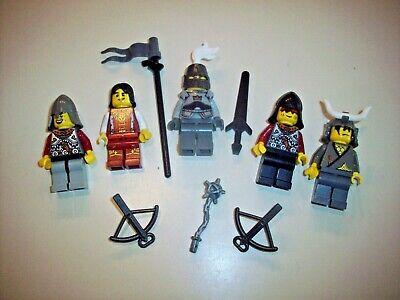 Black New Lego Castle Armor Knights Kingdom Minifigure