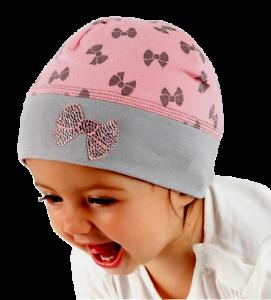 Marika Baby Mädchen Mütze Frühling Sommer Kindermütze Baumwollmütze Neu