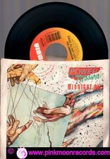 """MIDNIGHT OIL POWER AND PASSION+TIN LEGS AND TIN MINES 1982 COLUMBIA US 7""""45 RPM"""