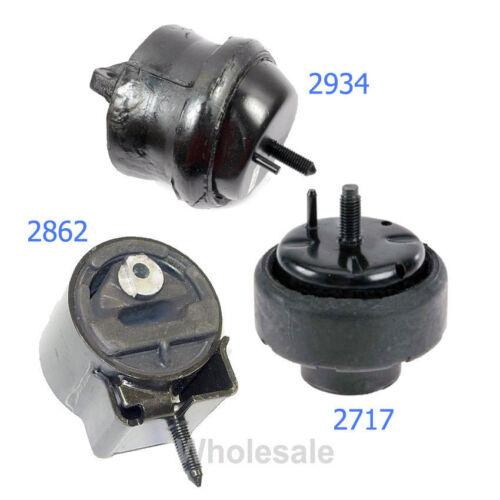 Engine Motor /& Trans Mount Set For 96-99 Mercury Sable 3.0L 2862 2717 2934 M1113