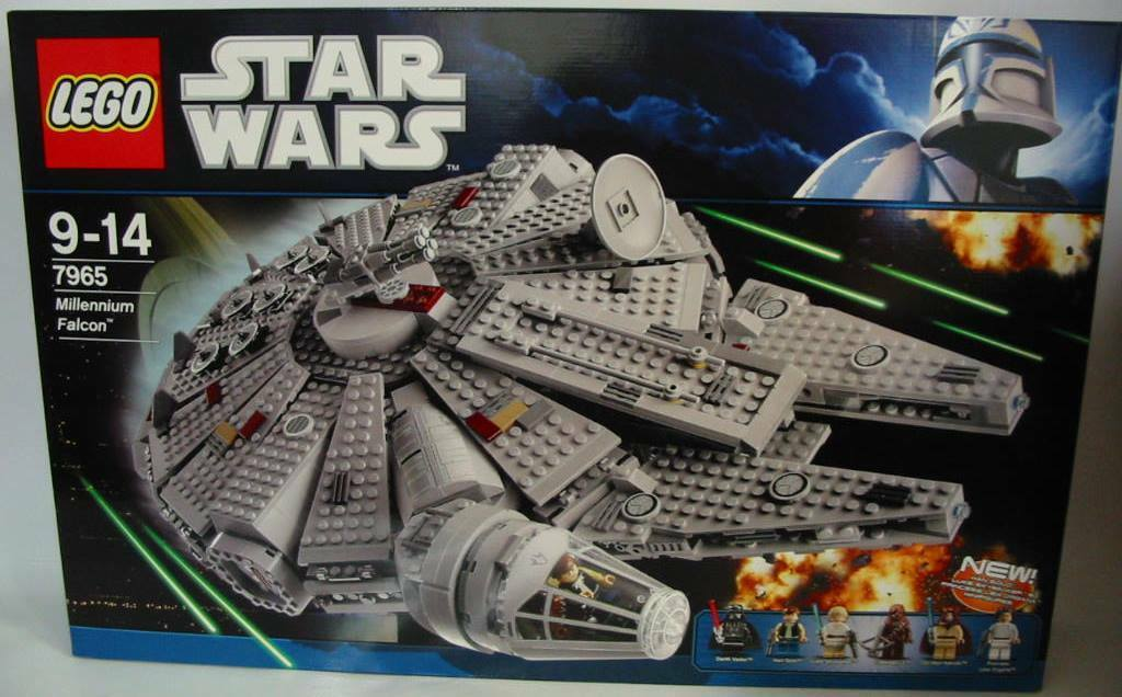NEU LEGO® Star Wars™ 7965 Millennium Falcon™  OVP
